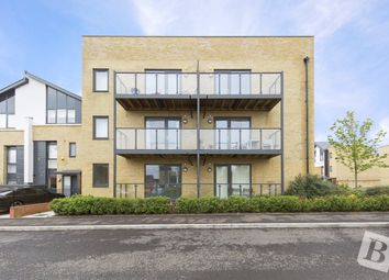 Thumbnail 2 bed flat for sale in Periwinkle Court, 57 St. Clements Avenue, Harold Wood