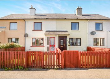 Thumbnail 2 bed terraced house for sale in Seaforth Crescent, Invergordon