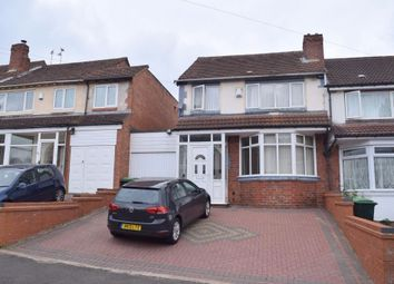 Thumbnail 3 bed semi-detached house for sale in Pargeter Road, Bearwood