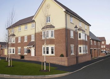 "Thumbnail 2 bedroom flat for sale in ""Amble"" at Riddy Walk, Kempston, Bedford"