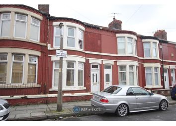 Thumbnail 3 bed terraced house to rent in Westdale Road, Liverpool