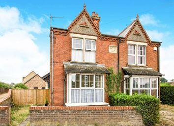 Thumbnail 3 bedroom semi-detached house for sale in Dartford Road, March