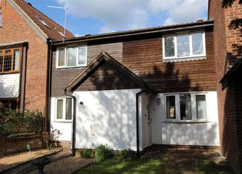 Thumbnail 2 bed terraced house to rent in Downhall Ley, Buntingford