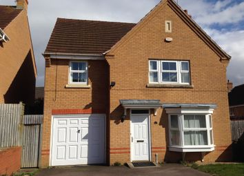 Thumbnail 4 bed property to rent in Villa Way, Wootton, Northampton