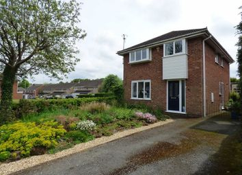 Thumbnail 4 bed detached house for sale in Christchurch Drive, Daventry