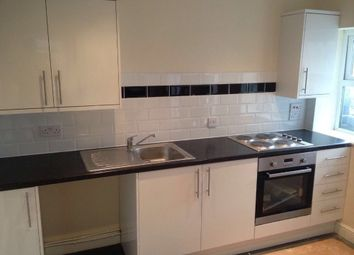 Thumbnail 1 bed flat to rent in Chell Street, Hanley, Stoke-On-Trent