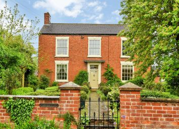 Thumbnail 5 bed detached house for sale in Church Road, Stow, Lincoln