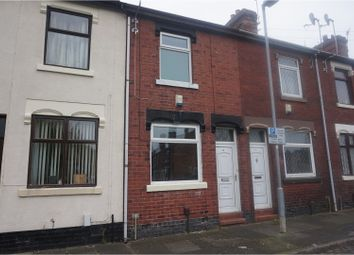 Thumbnail 2 bed terraced house for sale in Gorse Street, Stoke-On-Trent