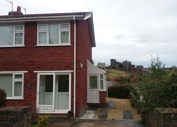 Thumbnail 3 bed semi-detached house to rent in 2 Bryn Castell, Conwy