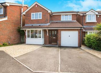 Thumbnail 4 bedroom detached house for sale in Field Farm Close, Stoke Gifford, Bristol