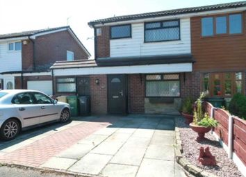 Thumbnail 3 bedroom semi-detached house to rent in Somerton Road, Bolton