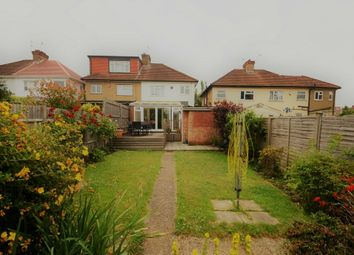 Thumbnail 3 bed semi-detached house for sale in Deans Lane, Edgware HA8, Middlesex