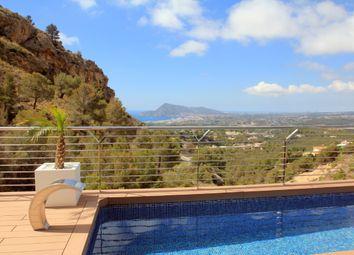 Thumbnail 3 bed villa for sale in Altea, Altea, Alicante, Valencia, Spain