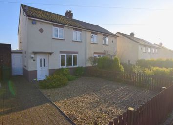 Thumbnail 2 bedroom semi-detached house for sale in St Pauls Road, Bletchley, Milton Keynes