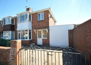 Thumbnail 3 bed semi-detached house for sale in Isca Road, Haven Banks, Exeter
