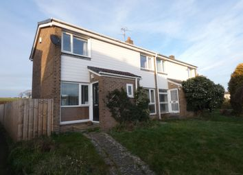 Thumbnail 3 bed semi-detached house for sale in Piper Road, Ovingham, Prudhoe