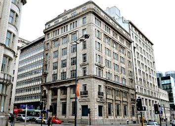 Thumbnail 1 bed flat for sale in West Africa House Apartments, Water Street, Liverpool