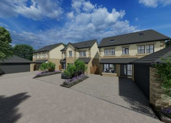 Thumbnail 5 bedroom detached house for sale in Booth Road, Stacksteads, Bacup