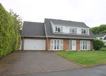 Thumbnail 5 bed detached house for sale in Pathlow Crescent, Shirley, Solihull