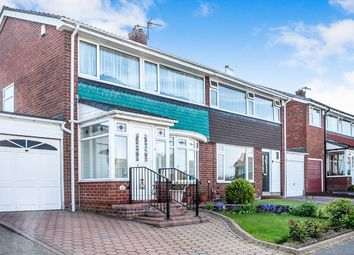 Thumbnail 3 bed semi-detached house for sale in Brookfield Crescent, Chapel House, Newcastle Upon Tyne