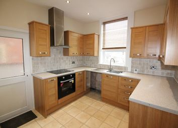Thumbnail 3 bed terraced house to rent in Harwood Street, Darwen