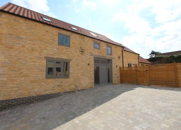 Thumbnail 4 bed barn conversion for sale in High Street, Castle Bytham, Grantham