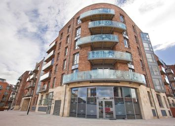 Thumbnail 1 bed flat to rent in Leetham House, Hungate, York