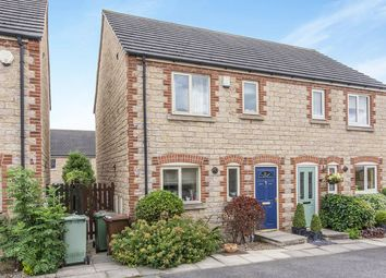 Thumbnail 3 bed semi-detached house for sale in Paddock Close, Ackworth, Pontefract