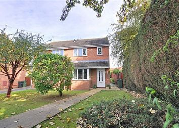 Thumbnail 3 bed semi-detached house to rent in The Fairway, Worcester