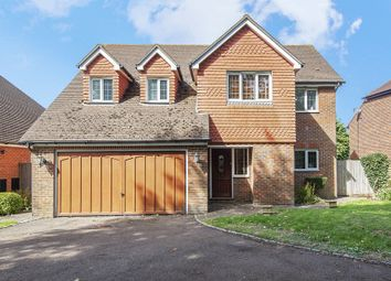 Thumbnail 4 bed detached house to rent in Willowbank Place, Purley