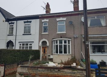 Thumbnail 3 bed terraced house for sale in 151 Welholme Road, Grimsby, Lincolnshire