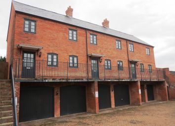 Thumbnail 2 bed end terrace house to rent in Benbow Quay, Shrewsbury, Shropshire