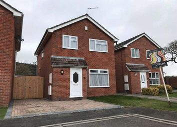 Thumbnail 3 bed detached house to rent in Brookfield Walk, Clevedon