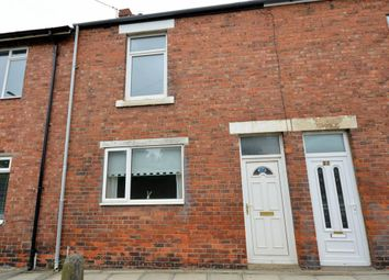 Thumbnail 2 bed terraced house for sale in Park View Terrace, New Coundon, Bishop Auckland