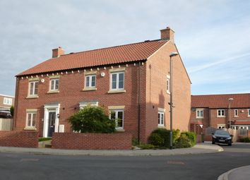 Thumbnail 3 bed semi-detached house to rent in George Long Mews, Easingwold, York