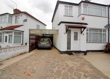 Thumbnail 3 bed end terrace house for sale in Landseer Close, Edgware