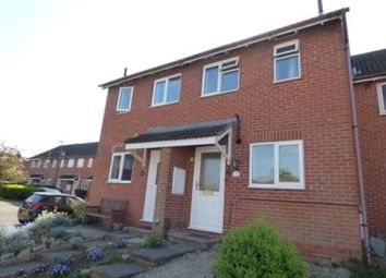 Thumbnail 2 bed terraced house to rent in Meadvale Close, Longford, Gloucester