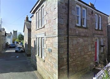 Thumbnail 2 bed detached house for sale in Church Road, Madron, Penzance, Cornwall.