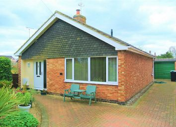 Thumbnail 2 bed detached bungalow for sale in Elsea Drive, Thurlby, Bourne, Lincolnshire