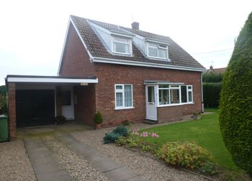 Thumbnail 3 bedroom detached bungalow for sale in Church Road, West Beckham, Holt