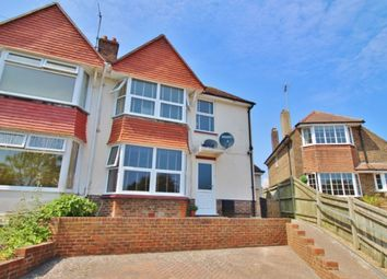 4 bed semi-detached house for sale in The Crescent, Eastbourne BN20