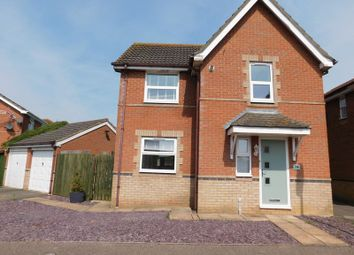 Thumbnail 3 bed detached house for sale in Brasenose Drive, Brackley