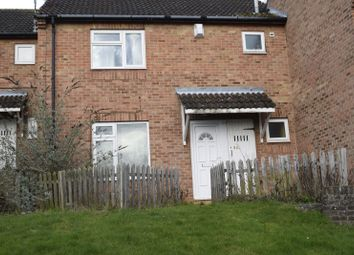 Thumbnail 3 bed terraced house for sale in Middlemore, Northampton