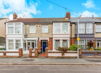 Thumbnail 3 bed terraced house for sale in Hartley Road, Portsmouth
