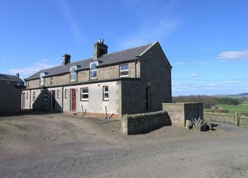 Thumbnail 2 bed terraced house for sale in Kirknewton, Wooler