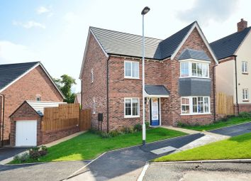 Thumbnail 5 bed detached house for sale in Wheelwright Drive, Sancerre Grange, Eccleshall, Staffordshire