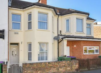 Thumbnail 3 bed terraced house for sale in Dover Road, Folkestone
