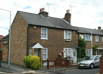 Thumbnail 2 bed end terrace house to rent in Haven Close, Hayes