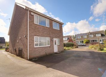 Thumbnail 3 bed detached house for sale in Lilac Avenue, Scunthorpe