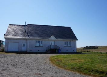 Thumbnail 2 bed detached bungalow for sale in New Shawbost, Isle Of Lewis